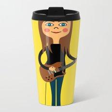 Guitar Hero Metal Travel Mug