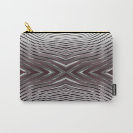 Gradient Zebra Carry-All Pouch