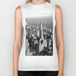 Chrysler Building, New York City 1932 Biker Tank