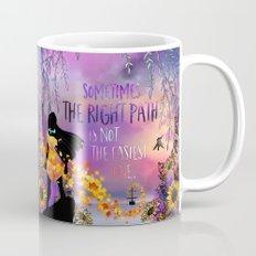 The Right Path Mug