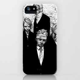 The Boys iPhone Case