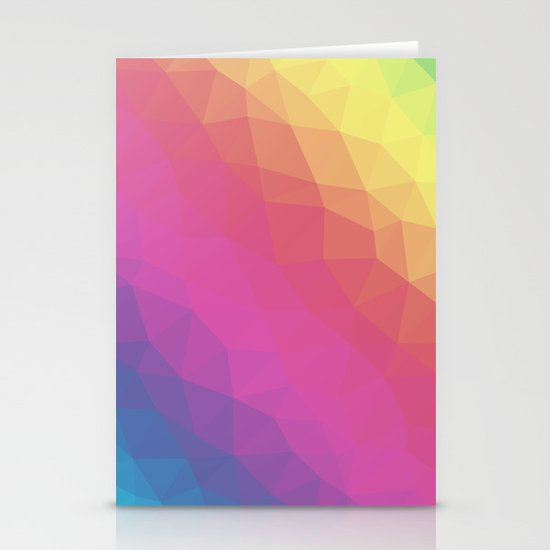 Spectrum Tris Stationery Cards
