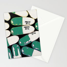 PROZAC NATION Stationery Cards