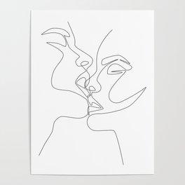 Intense & Intimate Poster
