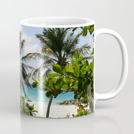 Caribbean Palms Coffee Mug