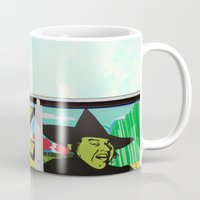 oz Mugs featuring Oz by Bella Blue Photography