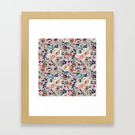 Dusty Rose Vol. 4 Framed Art Print