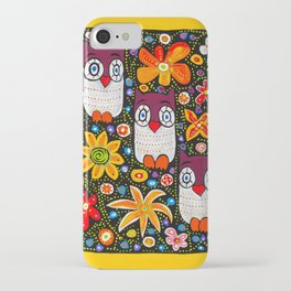 Owlets iPhone Case
