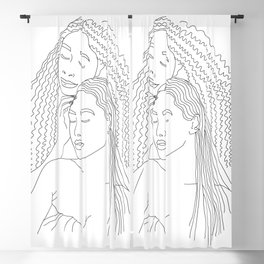 Girls Blackout Curtain