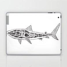 Shark Twist Laptop & iPad Skin