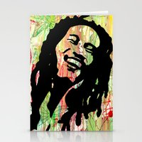 marley Stationery Cards featuring Marley by Katie Mont