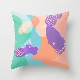 Recurring Dreams Serie Nr.2 Throw Pillow