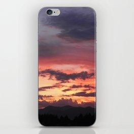 Sunrise Sherbet iPhone Skin
