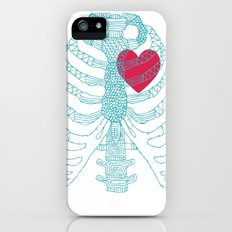 HEart iPhone (5, 5s) Slim Case