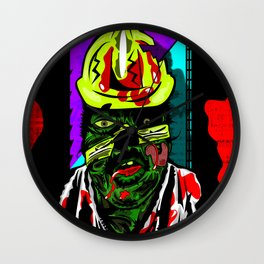 Zombie Lives Matter Too! Wall Clock