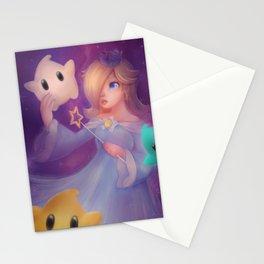 Rosalina & Luma Stationery Cards