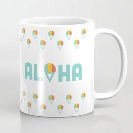 Aloha Shave Ice Coffee Mug