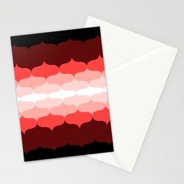 Retro 70s Pattern 3 Stationery Cards