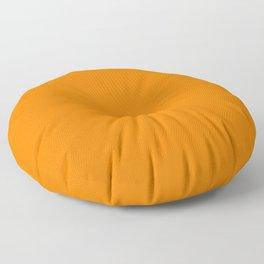 Heat Wave - solid color Floor Pillow