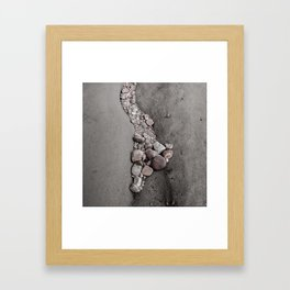 Cavity #2 Framed Art Print
