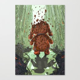 Petdestroyer Canvas Print