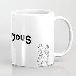 Don't Be Suspicious Coffee Mug