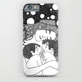 Gustav Klimt - Maternity iPhone Case