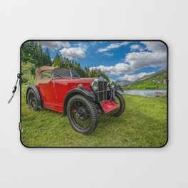 Arriving In Style Laptop Sleeve