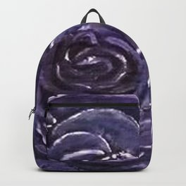 Purple Rose Close Backpack