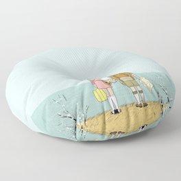 Moonrise Kingdom Floor Pillow