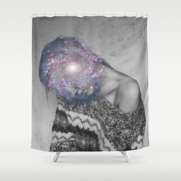 Where is my mind? no.4 Shower Curtain