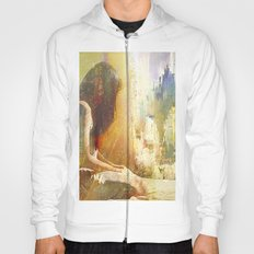 And you are not here with me Hoody