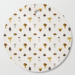 Mushroom Glaze Cutting Board