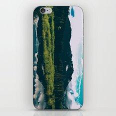North Cascades Hidden Lake iPhone & iPod Skin