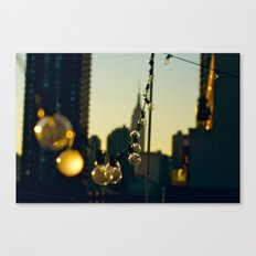 Brief moment of clarity  Canvas Print