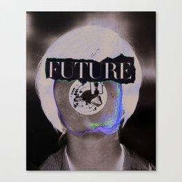 Wasn't The Future Wonderful? Canvas Print