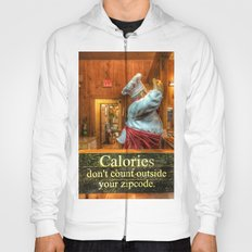 Calories Don't Count Hoody