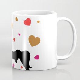Happy Valentin's Day Sexy Hearts for enamoured 0425 Coffee Mug