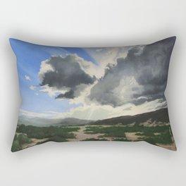 Sun break Ridge Rectangular Pillow
