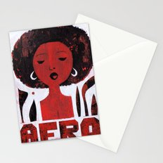 *AFRO* Stationery Cards