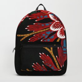 Coral fingers Backpack