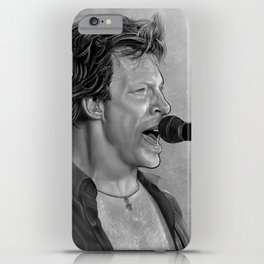Jon Bon Jovi      iPhone Case