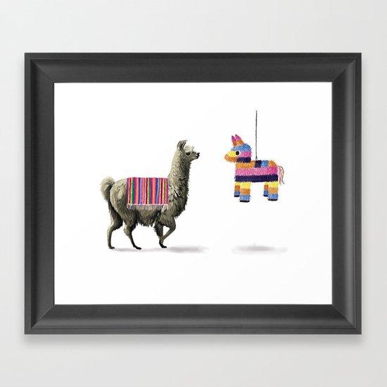 Llama Party by sarascara