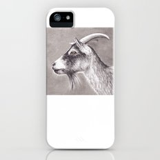 Little goat iPhone (5, 5s) Slim Case