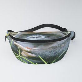 Pondering Pinecone Fanny Pack