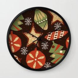Christmas 1 Wall Clock