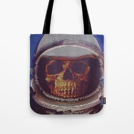 At A Certain Distance In space Or Time Tote Bag