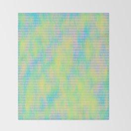 Pastel Pattern 1 Throw Blanket