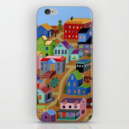 Tigertown iPhone & iPod Skin