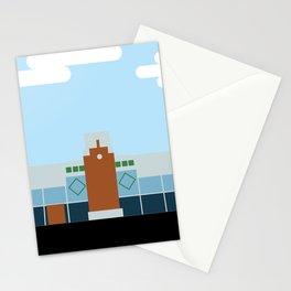 Joan C Edwards Stadium Stationery Cards